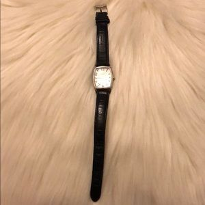 Black TIMEX Wristwatch